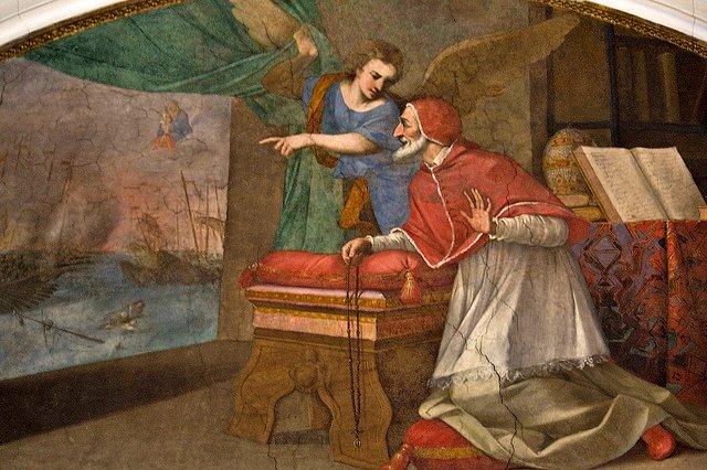 La festa della Beata Maria Vergine del Rosario e la Vittoria diLepanto