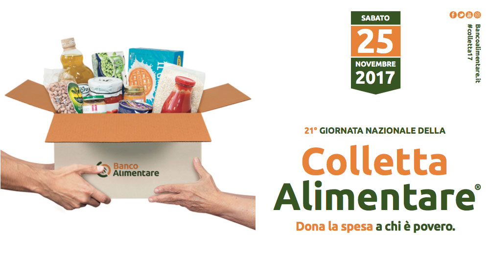 "Colletta Alimentare… ""Dato, fatto"""