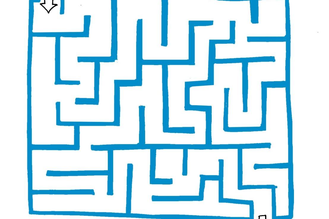 Un labirinto pittorico per la Selva diPaliano