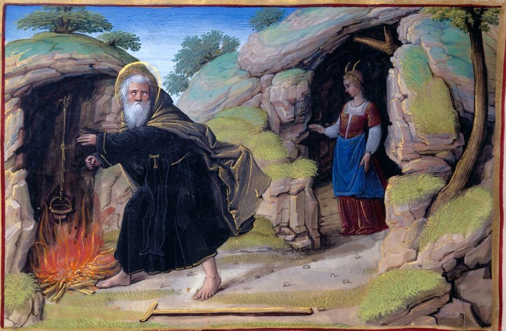 Antonio abate, il santo delporcello