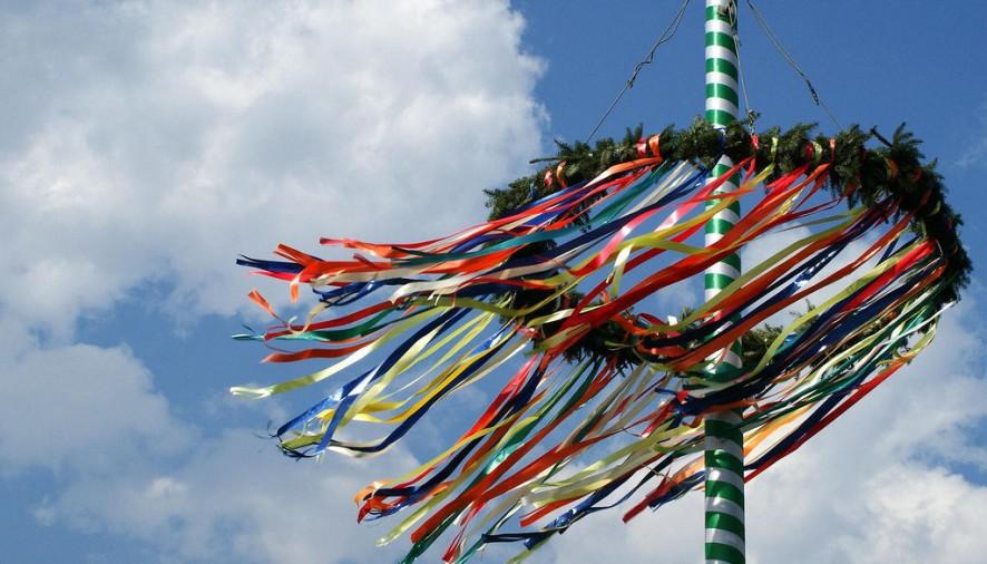 L'Albero del Maggio, da rito precristiano a tradizionepopolare