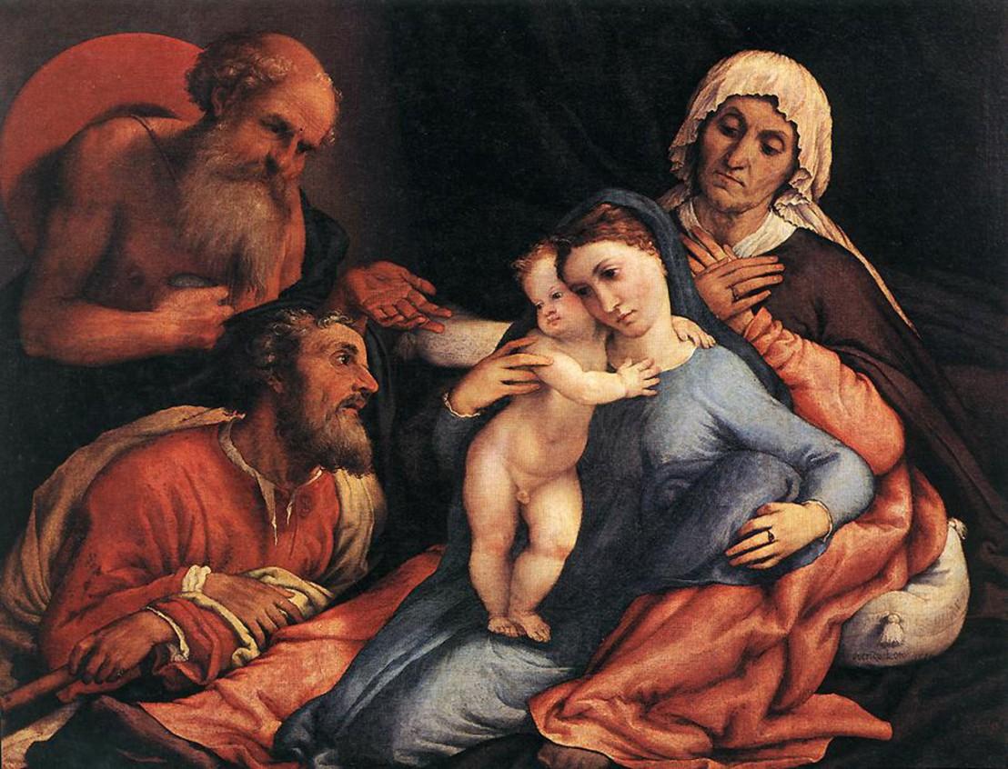 """Sant'Anna, la """"GrandeMadre"""""""