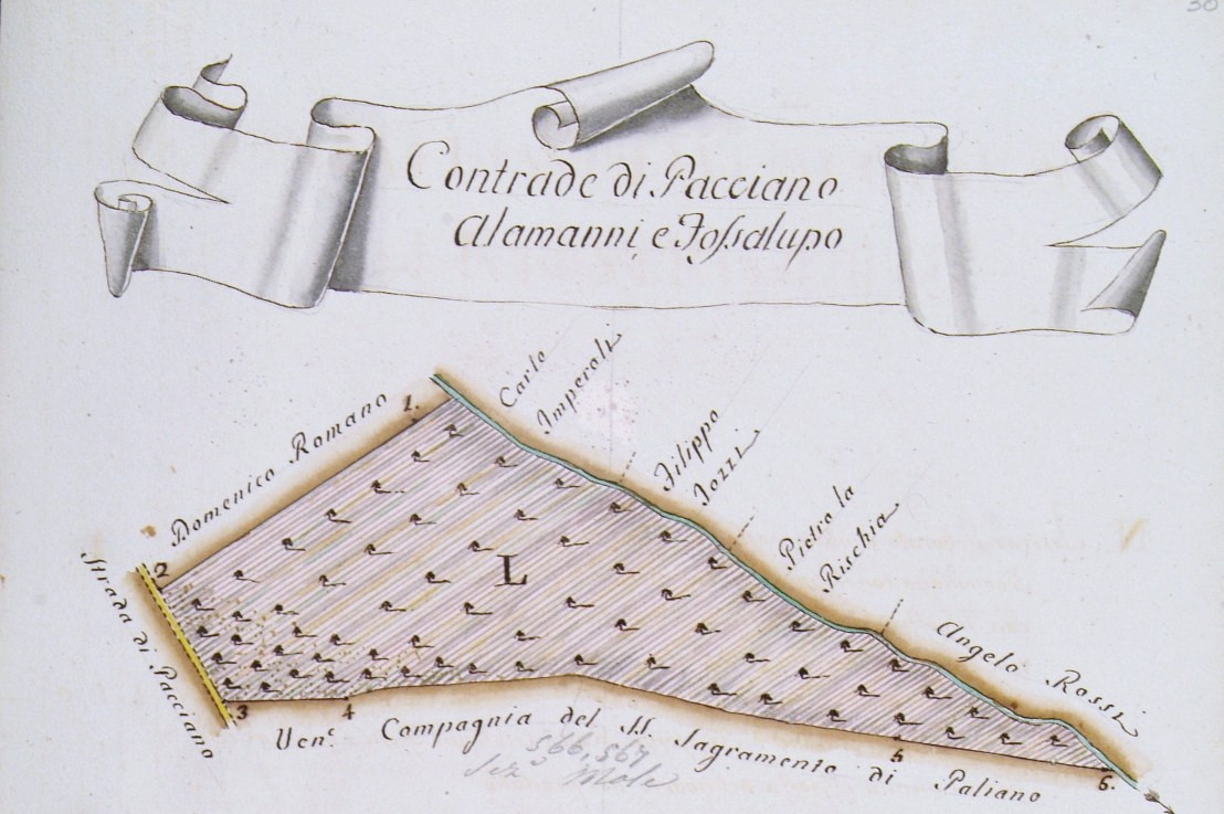 I Toponimi del territorio di Paliano (1ªparte)