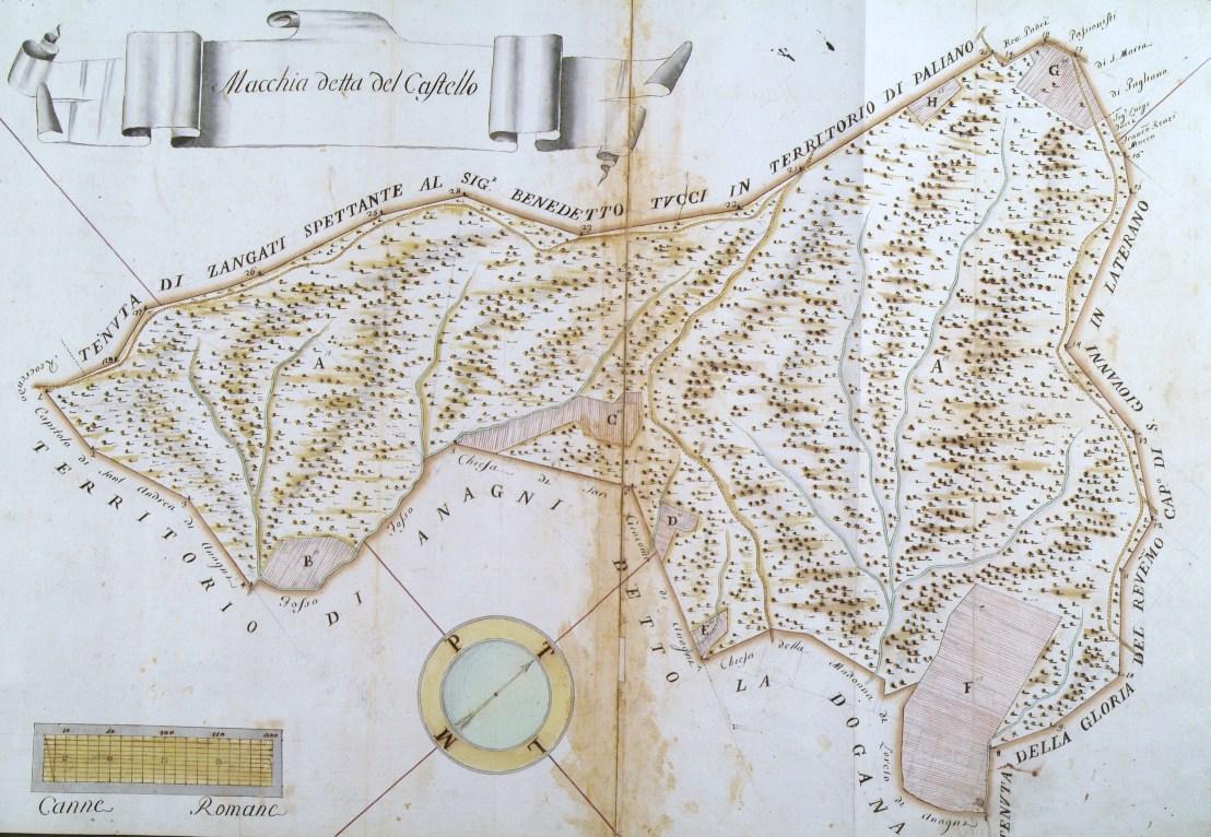 I Toponimi del territorio di Paliano (secondaparte)