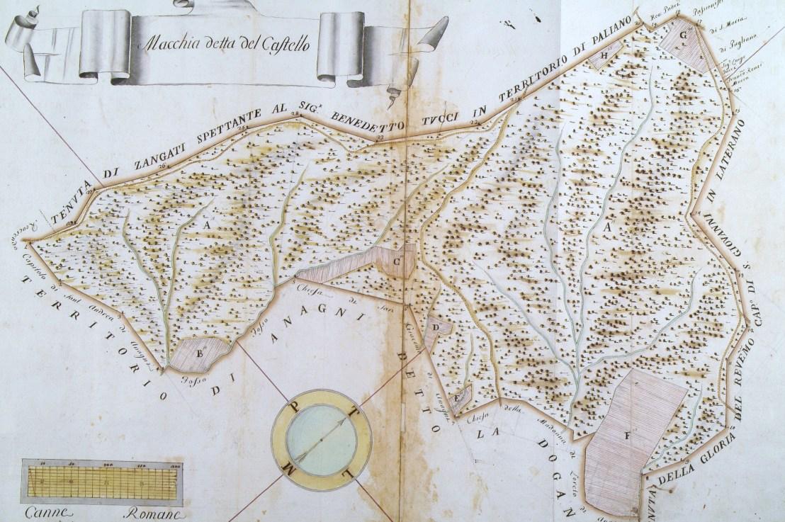 I Toponimi del territorio di Paliano (2ªparte)