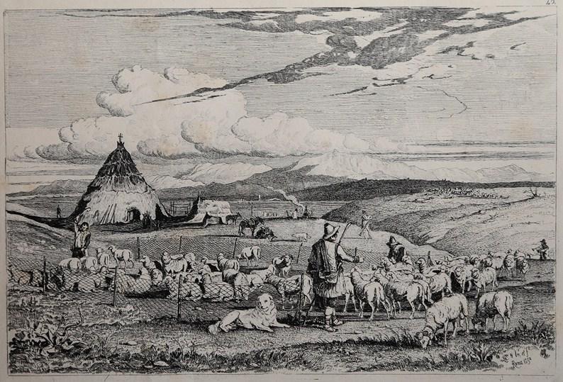Paliano e l'antica pratica dellatransumanza