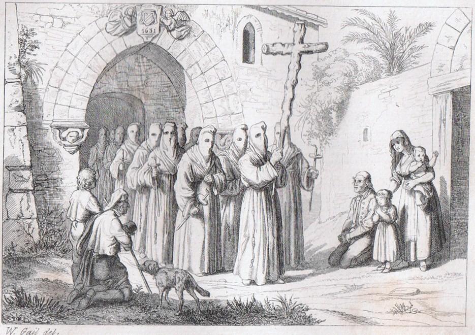 Le Confraternite, antiche espressioni dell'associazionismo laicale