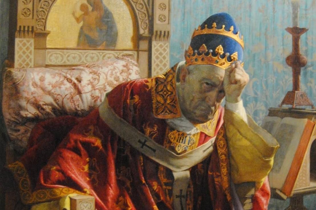 Bonifacio VIII, i Colonna e la rocca diPaliano
