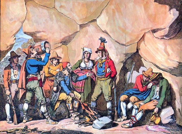 Il fenomeno del brigantaggio nel Laziomeridionale